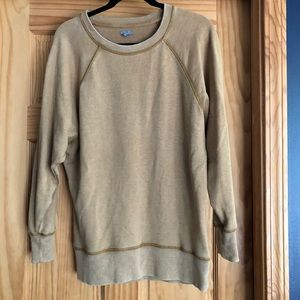 Aerie Sweatshirt - Camel colored - XS